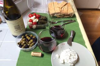 Navarro Vineyard Pinot Noir - Deep End Blend Friday spread