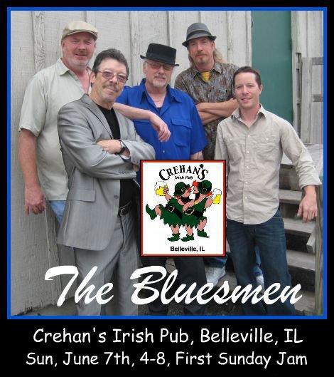 The Bluesmen 6-7-15