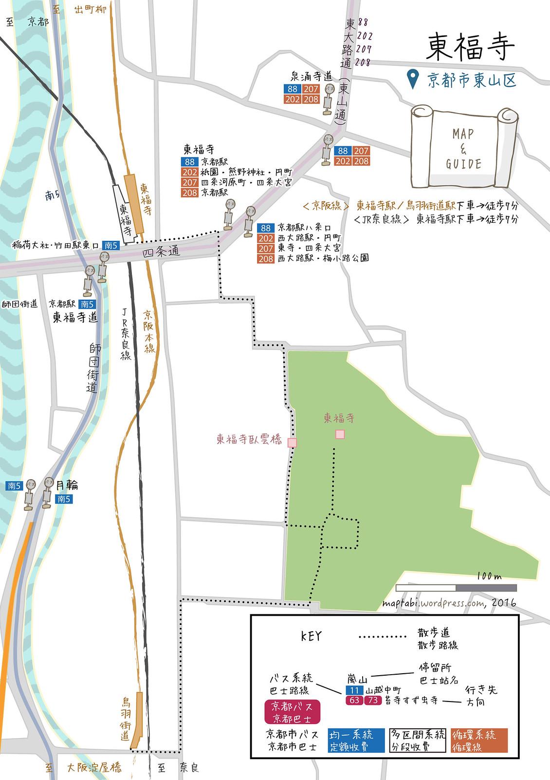 tofukuji_map