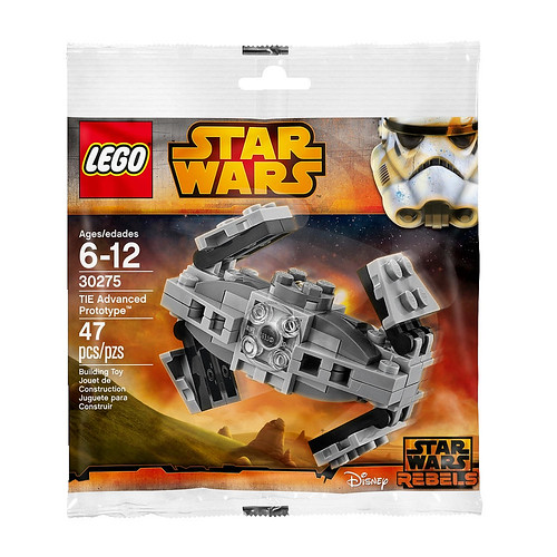 LEGO Star Wars TIE Advanced Prototype (30275)