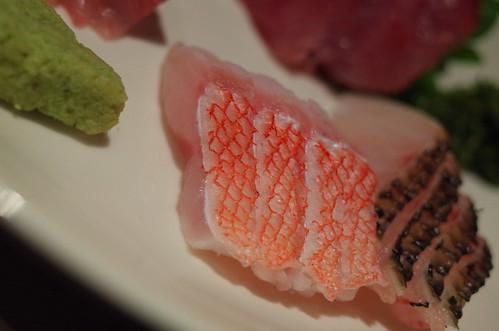 NICO KITCHEN 15 カサゴ 宮崎産刺身盛り合わせ