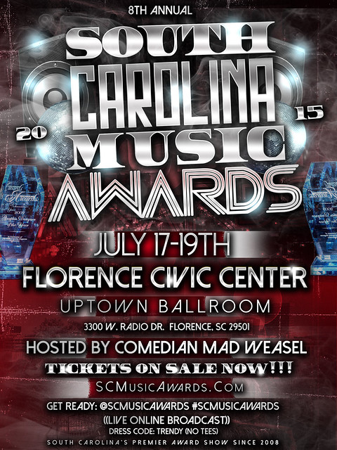 SC Music Awards 2015 (@SCMusicAwards)