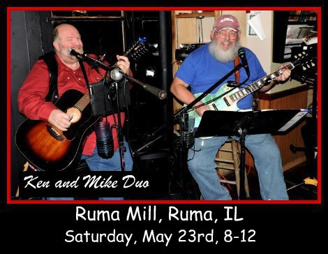 Ken and Mike Duo 5-23-15