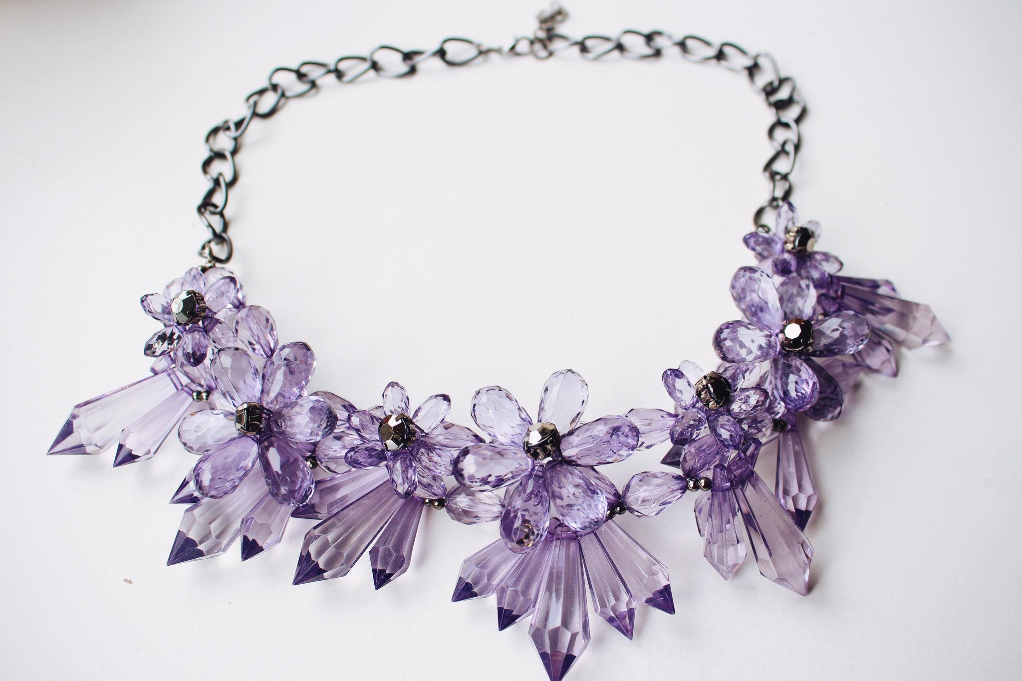 flower-statement-necklace-ebay