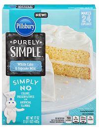 0 55 1 Pillsbury Purely Simple Cake Mix Printable Coupon