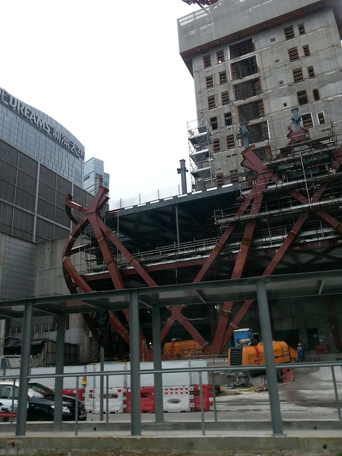 COD ~ Zaha Hadid Tower Construction