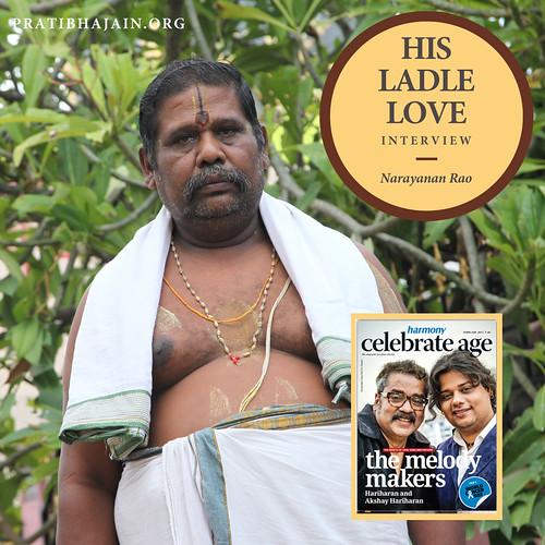 His Ladle Love - Narayanan Rao