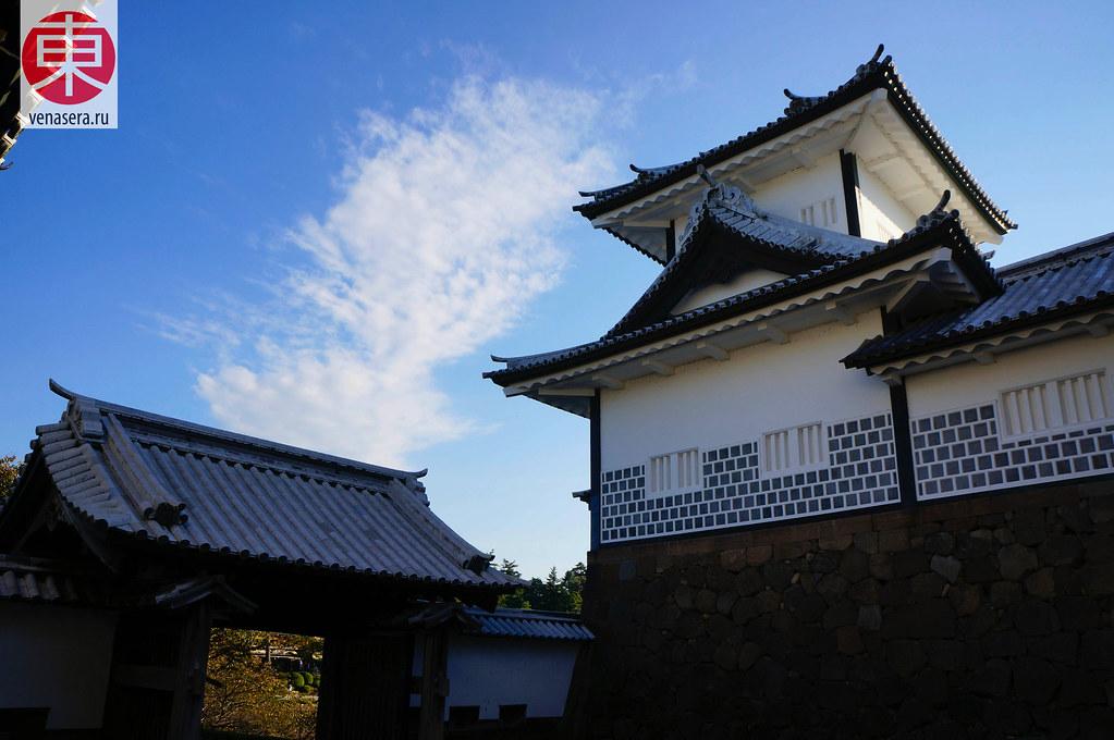 Город Канадзава, Kanazawa, 金沢, Замок Канадзава, 金沢城