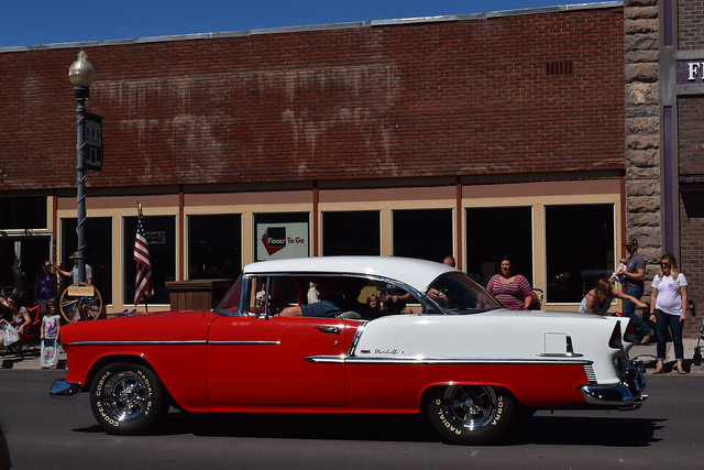 Small Town America 4th of July Parade