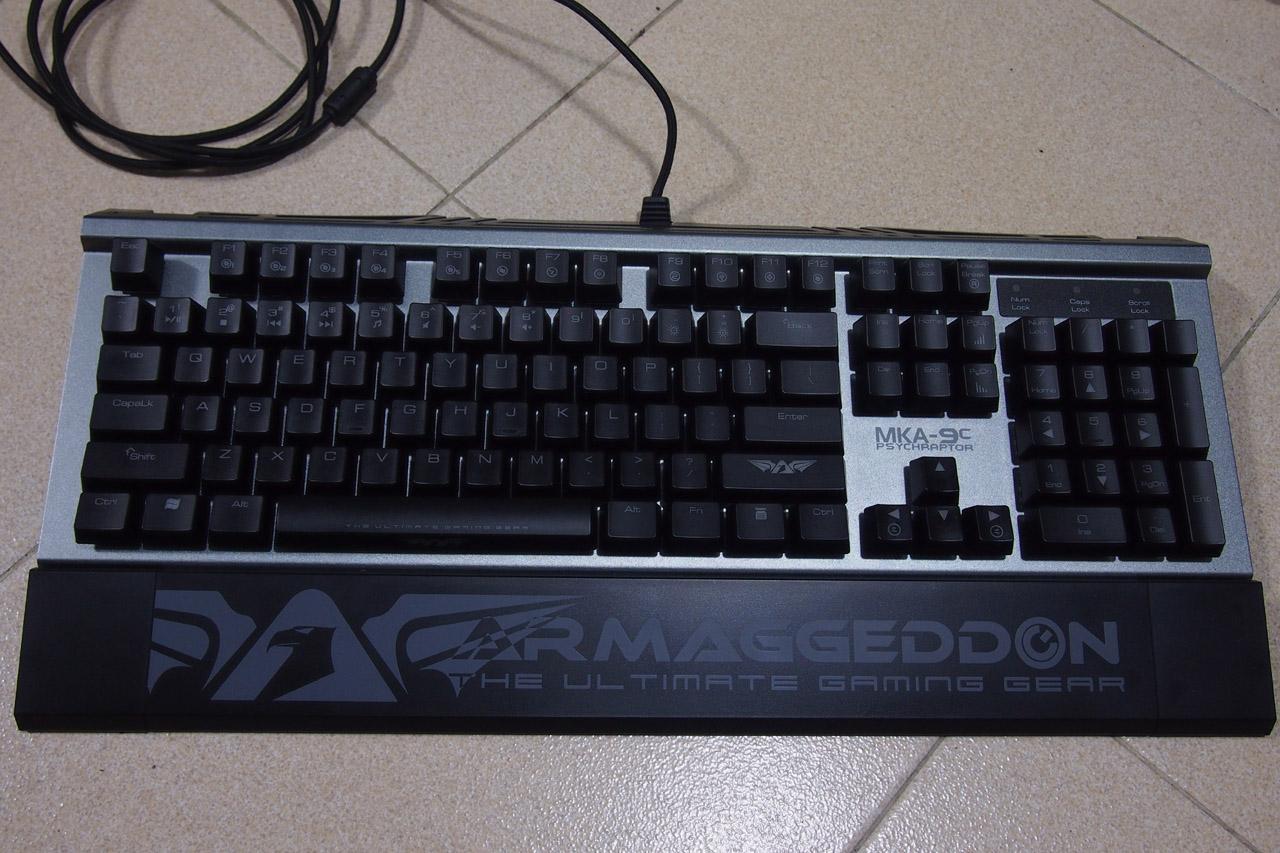 Argmaggeddon MKA-9C