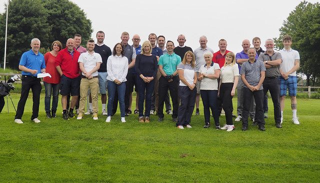 Second Annual Martin Green Golf Day June 2016