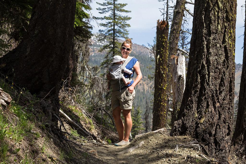 DeRoux trail (nap hike)