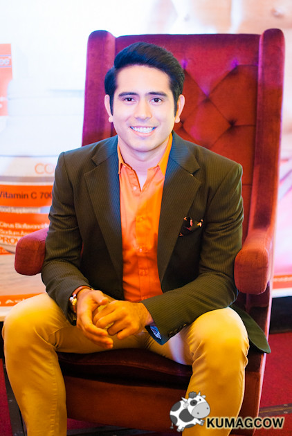 Gerald Anderson and NBSB