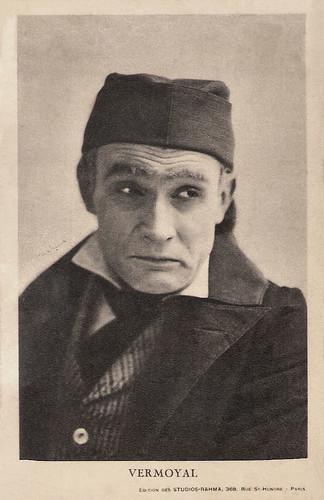Vermoyal in Les Mystères de Paris (1922)