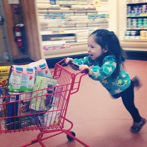 Ellie groceries