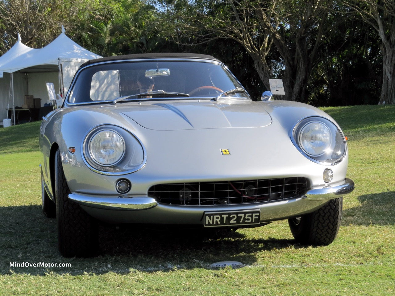 Ferrari 275 GTB:4 NART Spyder Front Top Up