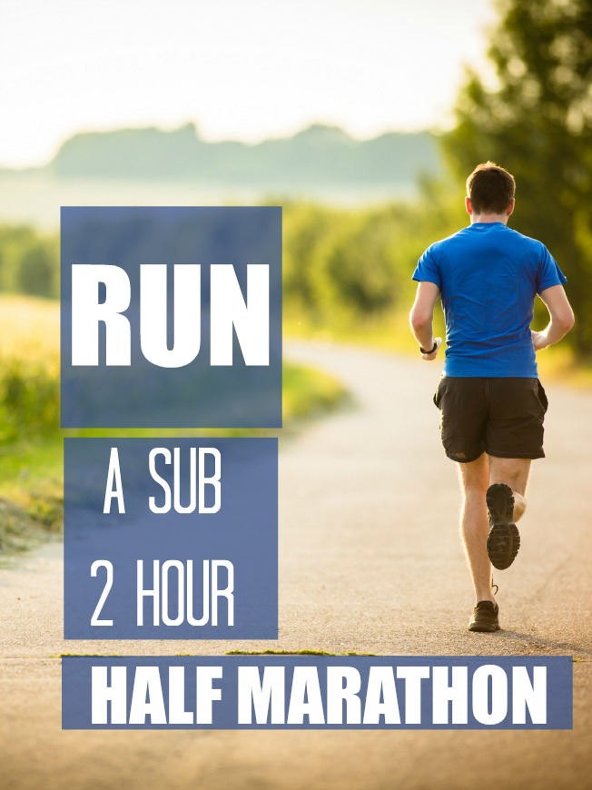 sub two hour half marathon