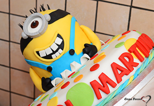 Torte - 102 - Torta Minion