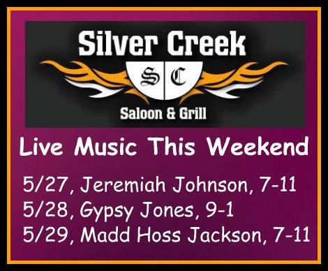 Silver Creek 5-27-16