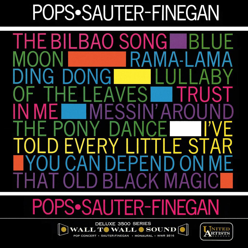 Sauter-Finegan - Pops Concert