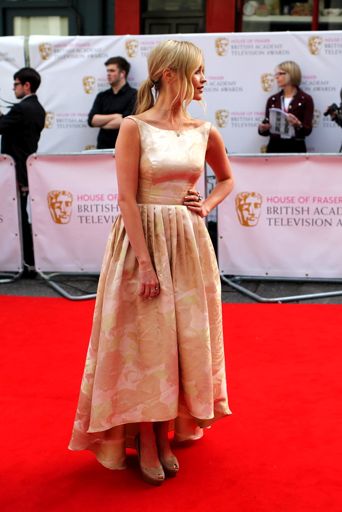 BAFTA Red Carpet 2015 (36)
