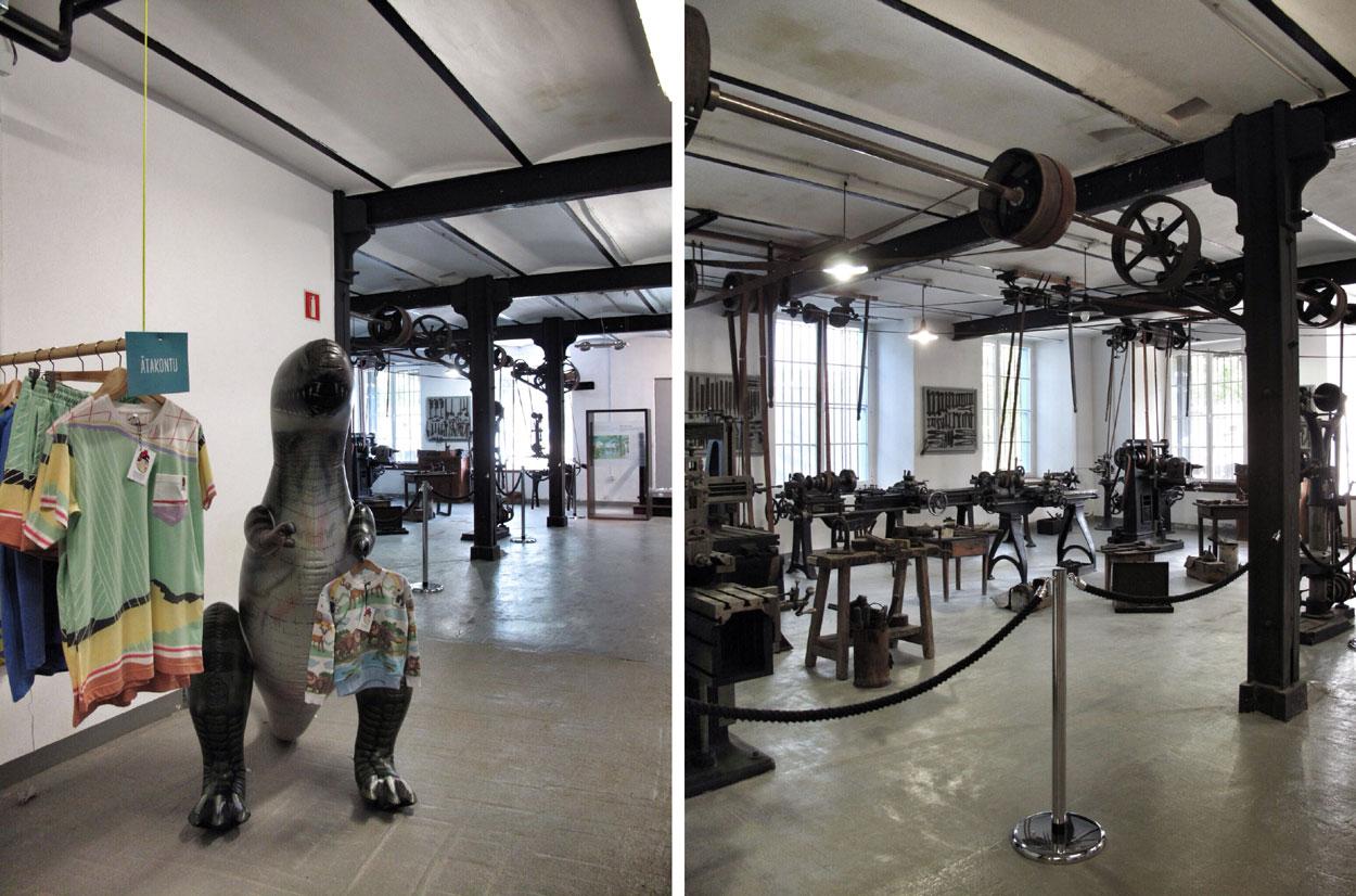 museo la encartada boinas_encuentro moda tradicion contemporanea_showroom_atakontu