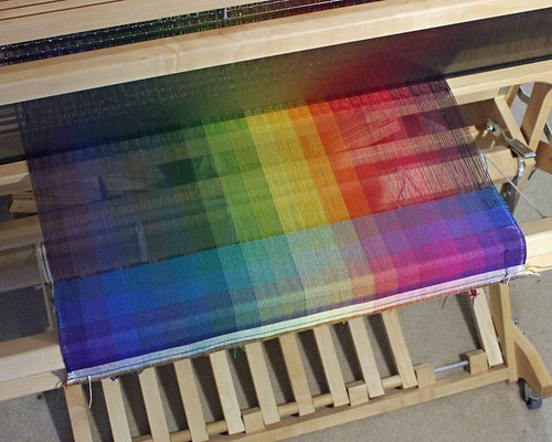 Tubular Spectrum - First four weft