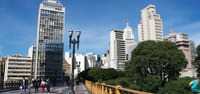 Viagem no Feriado - São Paulo