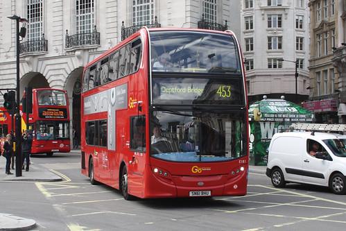 London General E181 SN61BHU