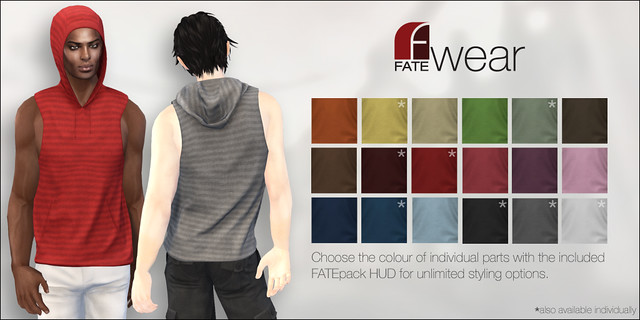 FATEwear Shirt - Phillips - FATEpack