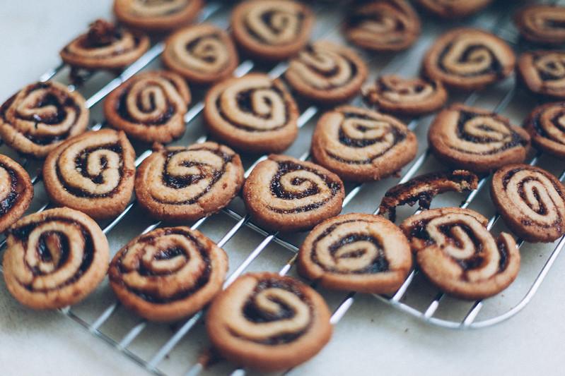 Biscoitos de Geleia