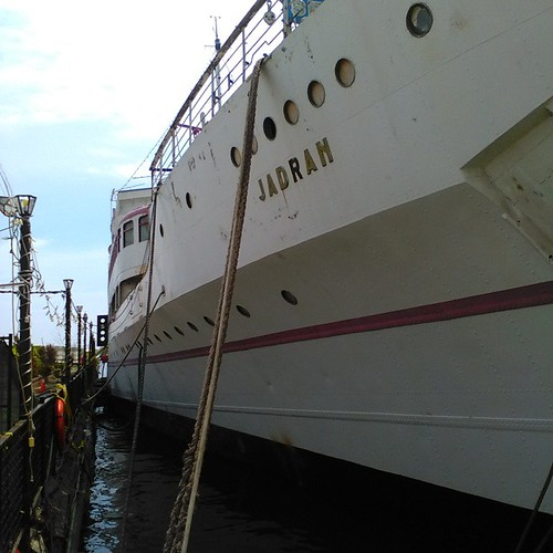 Goodbye, Captain John, 3 #toronto #captainjohn #queensquay #torontoharbour