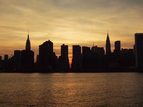 Manhattanhenge 2015