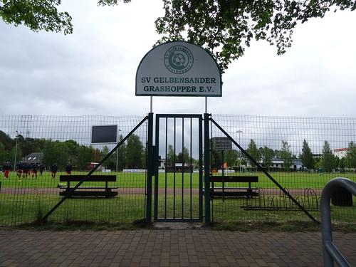 Nordost Rostock U19 v Krakow am See U19: 16-1.
