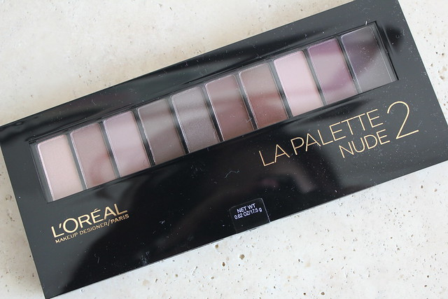 L'Oreal Paris La Palette Nude 2 review