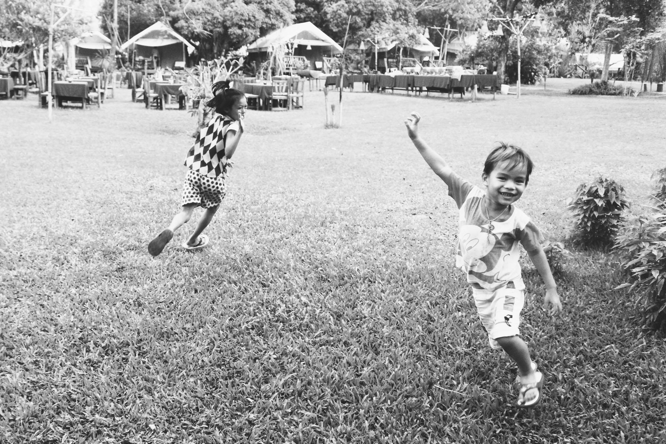 Kids River Kwai