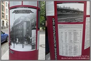 תחנה שלישית בסיור המודרך יהדות ברלין והרייך השלישי