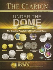 may 2015 Clarion from Pennsylvania Association of Numismatists