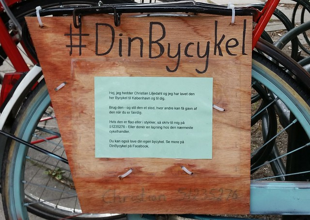 Din Bycykel / Your City Bike