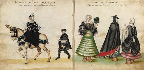 001-Códice de Trajes-Biblioteca Digital Hispanica