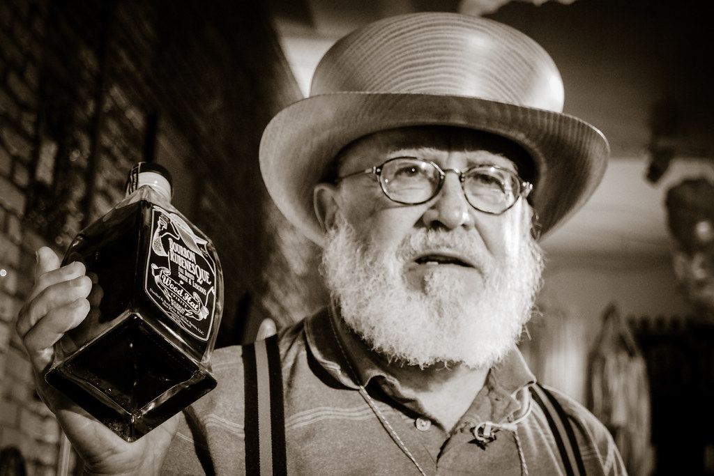Gary Hinegardner of Wood Hat Spirits - MisfitCon 2015