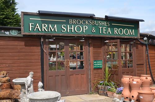 Brocksbushes Farm Northumberland May 15 3
