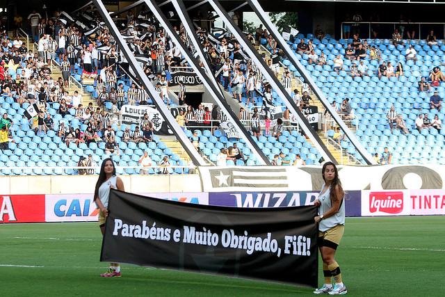 Botafogo x Vitoria