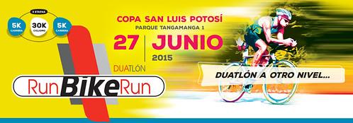 RunBikeRun SLP 2015