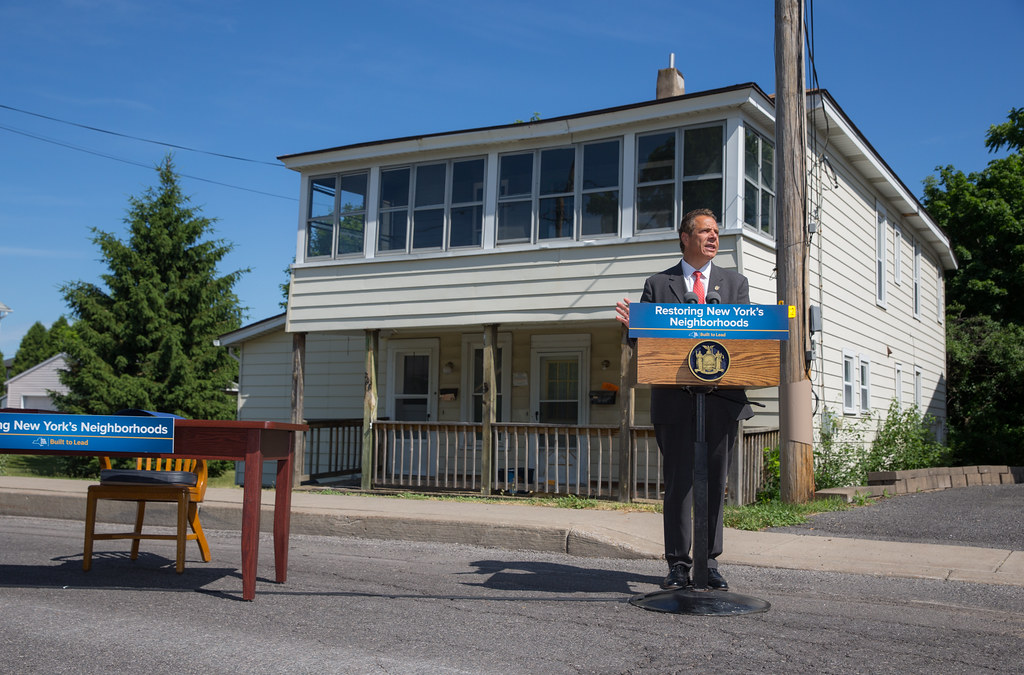 Governor Cuomo Signs Sweeping Legislation to Combat the Blight of Vacant and Abandoned Properties