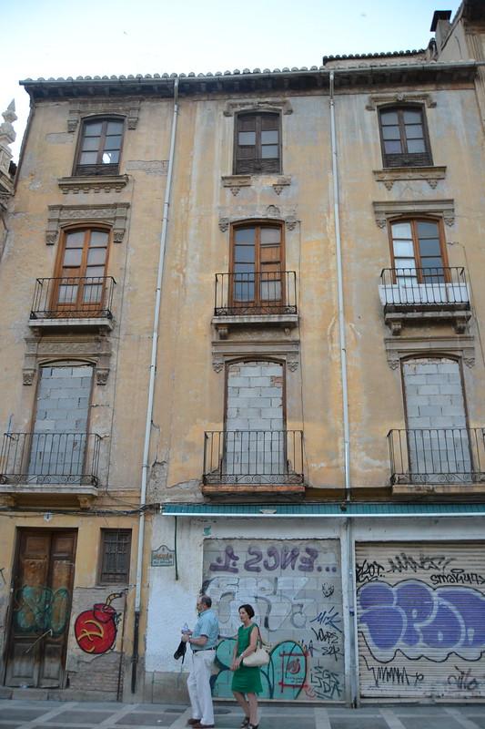 Granada. zeroanodino para URBANARTIMAÑA 16/05/2015 http://arteanodino.blogspot.de/