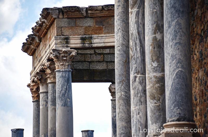 teatro y anfiteatro romanos de mérida