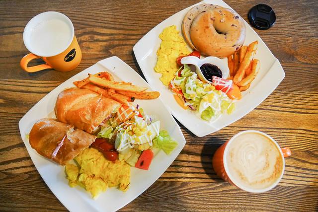 台北 松山–早午餐配咖啡–ZAZA 札札咖啡