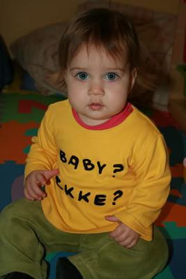 Silke werd grote zus in 2008