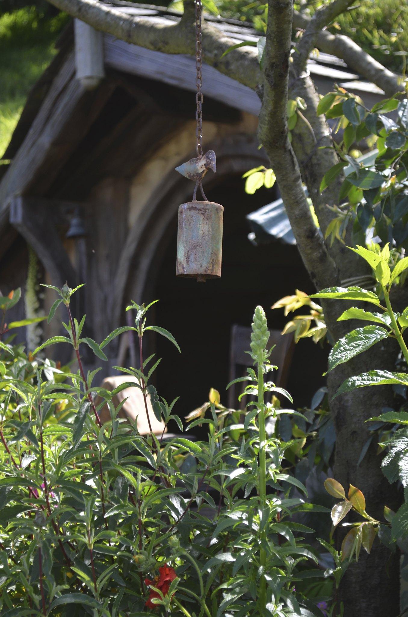 Hobbiton - garden details